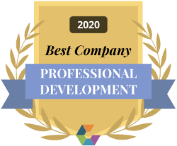 Best Company for Professional Development
