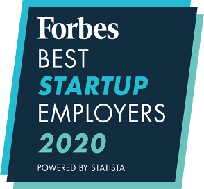 Forbes Best Startup Employers