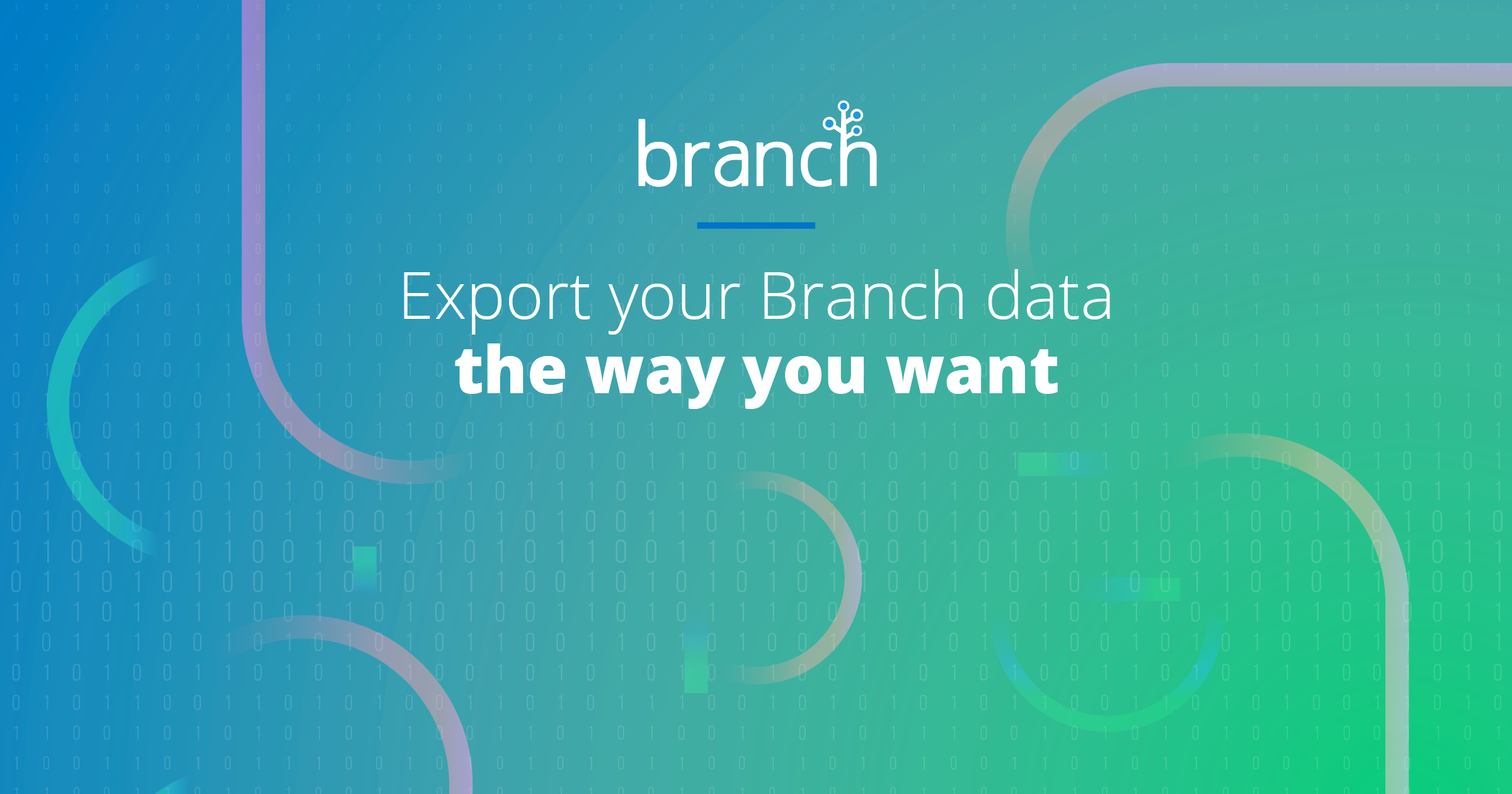 Data Feeds | Branch